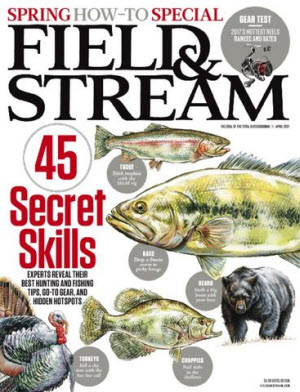 Free One Year Subscription to Field & Stream