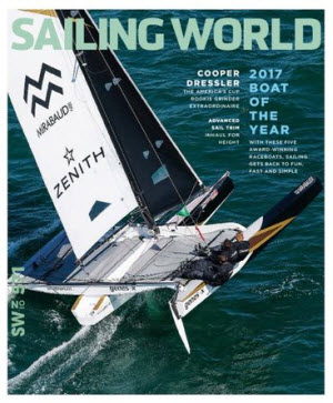 Free Subscription to Sailing World