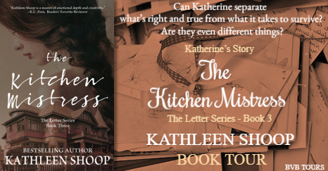 Kathleen Shoop Book Tour