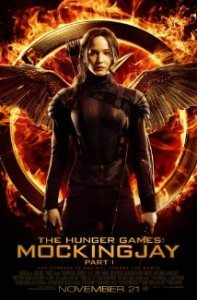 The Last of the Hunger Games Trilogy Mockingjay
