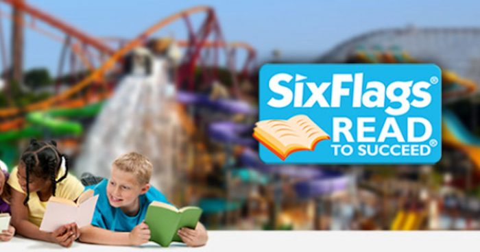 Free 2017-18 Six Flags Read to Succeed Program