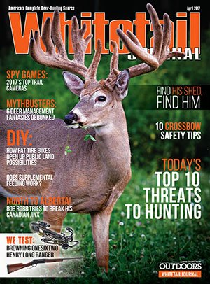 Complimentary One Year Subscription to Whitetail Journal.