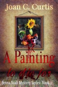 A Painting to Die For Excerpt from North Carolina Book Blogger Reading with Frugal Mom