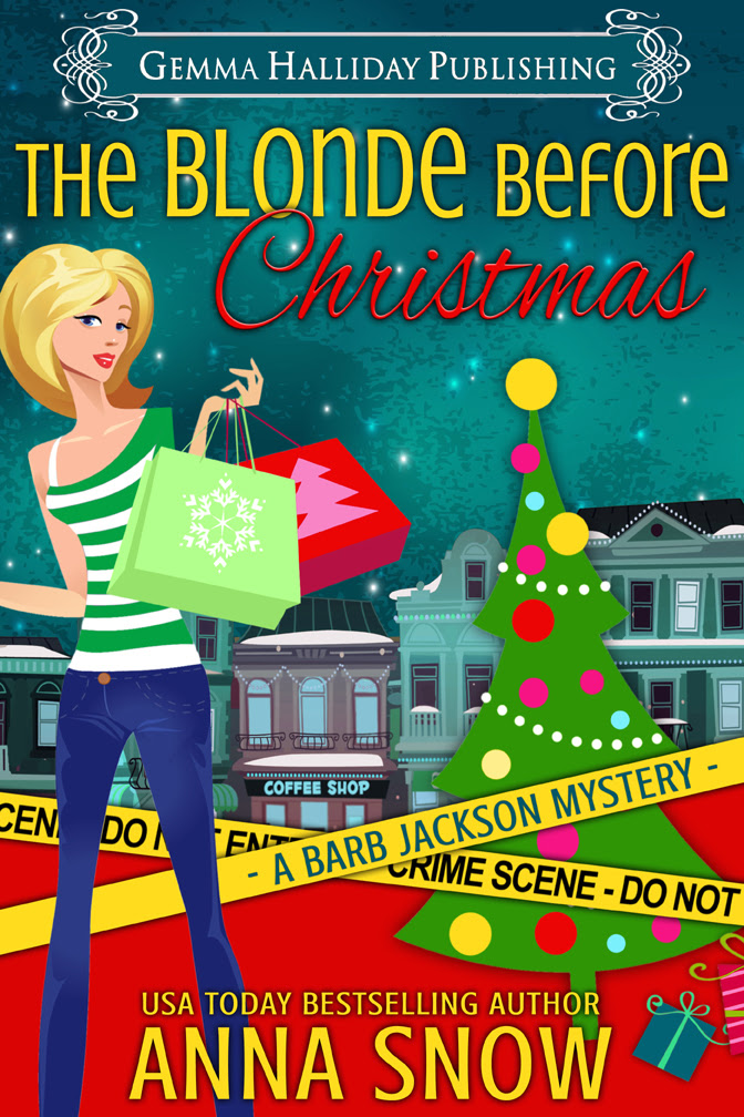 Free Book The Blonde Before Christmas