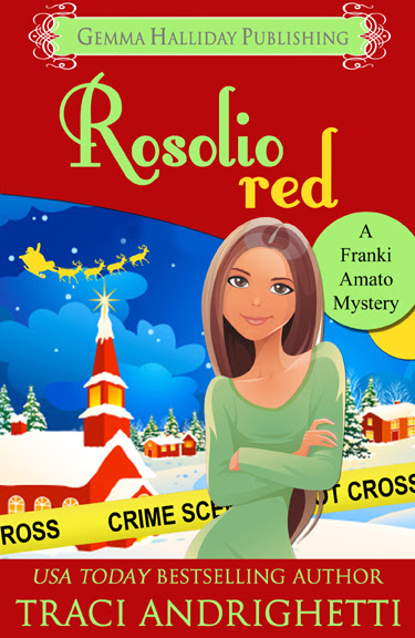 Free Book Rosolio Red