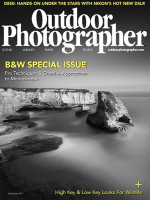 Free Subscription to Outdoor Photographer