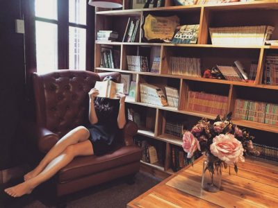 Top 5 Tips for a Perfect Home Library from North Carolina Book Blogger Reading With Frugal Mom