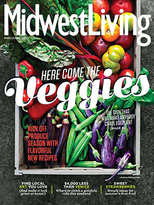 Sign up For A Complimentary 2 Year Subscription to Midwest Living