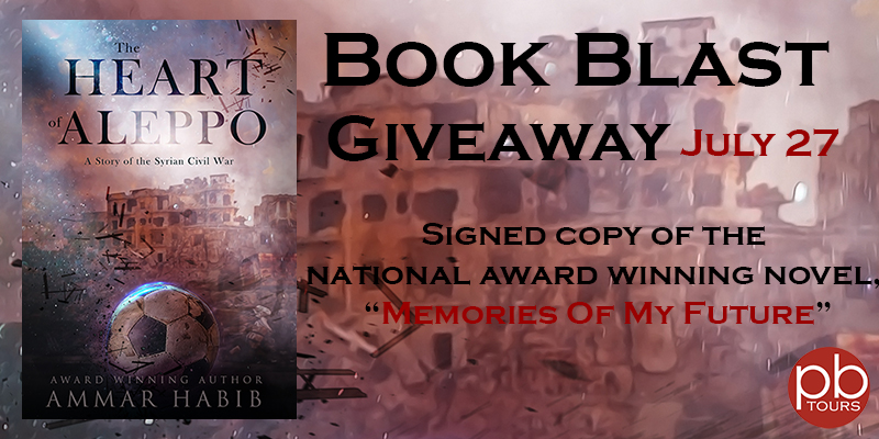 The Heart Aleppo Book Blast and Giveaway