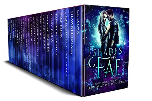 Shades of Fae Book Release