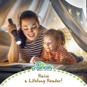 Tips on How to Raise a Lifelong Reader from North Carolina Book Blogger Reading with Frugal Mom