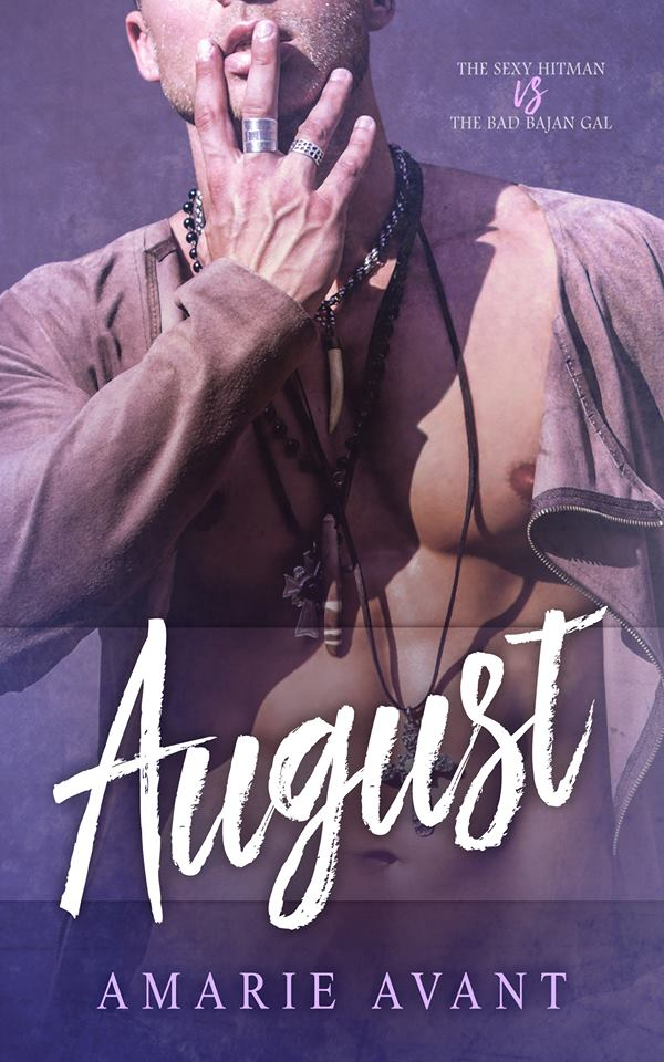 Cover Reveal for August by Amarie Avant