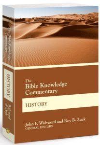Free The Bible Knowledge Commentary - History from North Carolina Book Blogger Reading with Frugal Mom