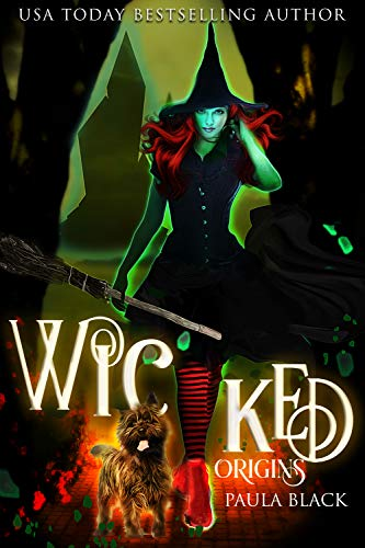 Wicked Origins by Paula Black Release Day
