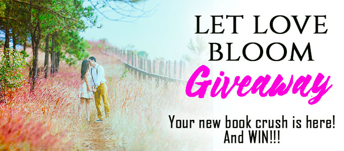 Let Love Bloom Giveaway