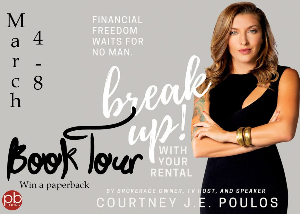 Break Up! With your rental by COURTNEY POULOS