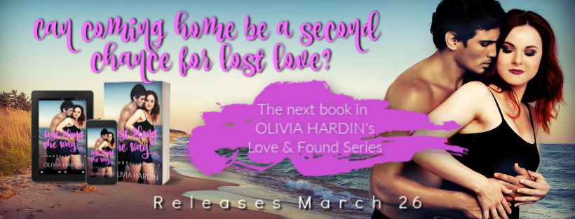 Book Blast – Lost along the Way – Love & Found Series Olivia Hardin