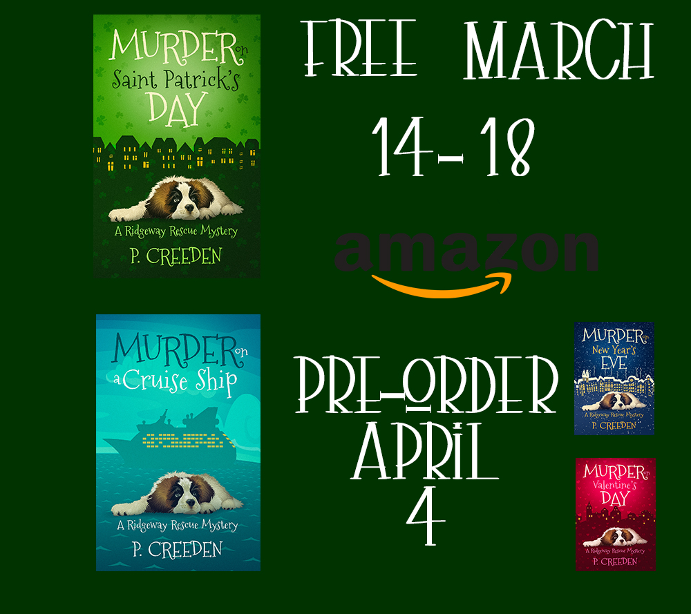 Free Read: Murder on Saint Patrick's Day