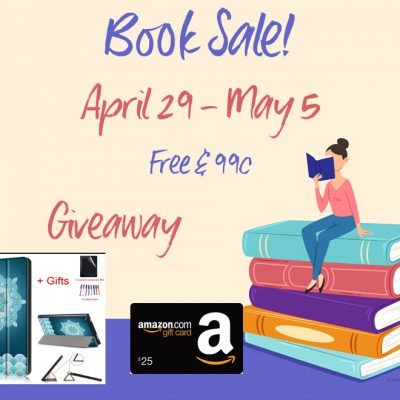 Amazing Book Sale You Don't Want to Miss Out