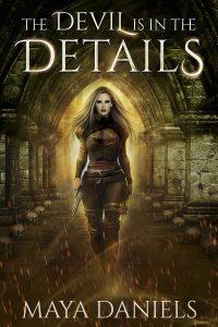 New Release Book Blast – The Devil is in the Details