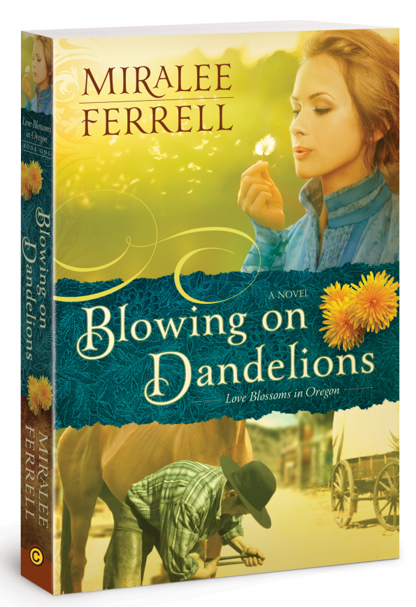 Free Book: Blowing on Dandelions from North Carolina Book Blogger Reading with Frugal Mom