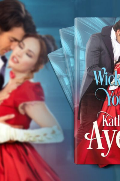 Cover Reveal Wickedly Yours and Contest from North Carolina Book Blogger Reading with Frugal Mom