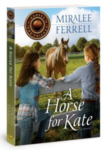 Free eBook A Horse For Kate from North Carolina Book Blogger Reading with Frugal Mom