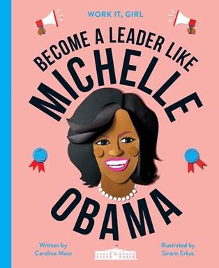 Discover How Michelle Obama became an Inspirational Leader from Reading with Frugal Mom