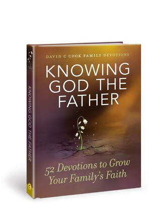 Knowing the Father Devotional from North Carolina Book Blogger Reading with Frugal Mom
