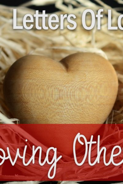 Letters of Love from North Carolina Book Blogger Reading with Frugal Mom