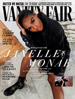 Free Subscription to Vanity Fair