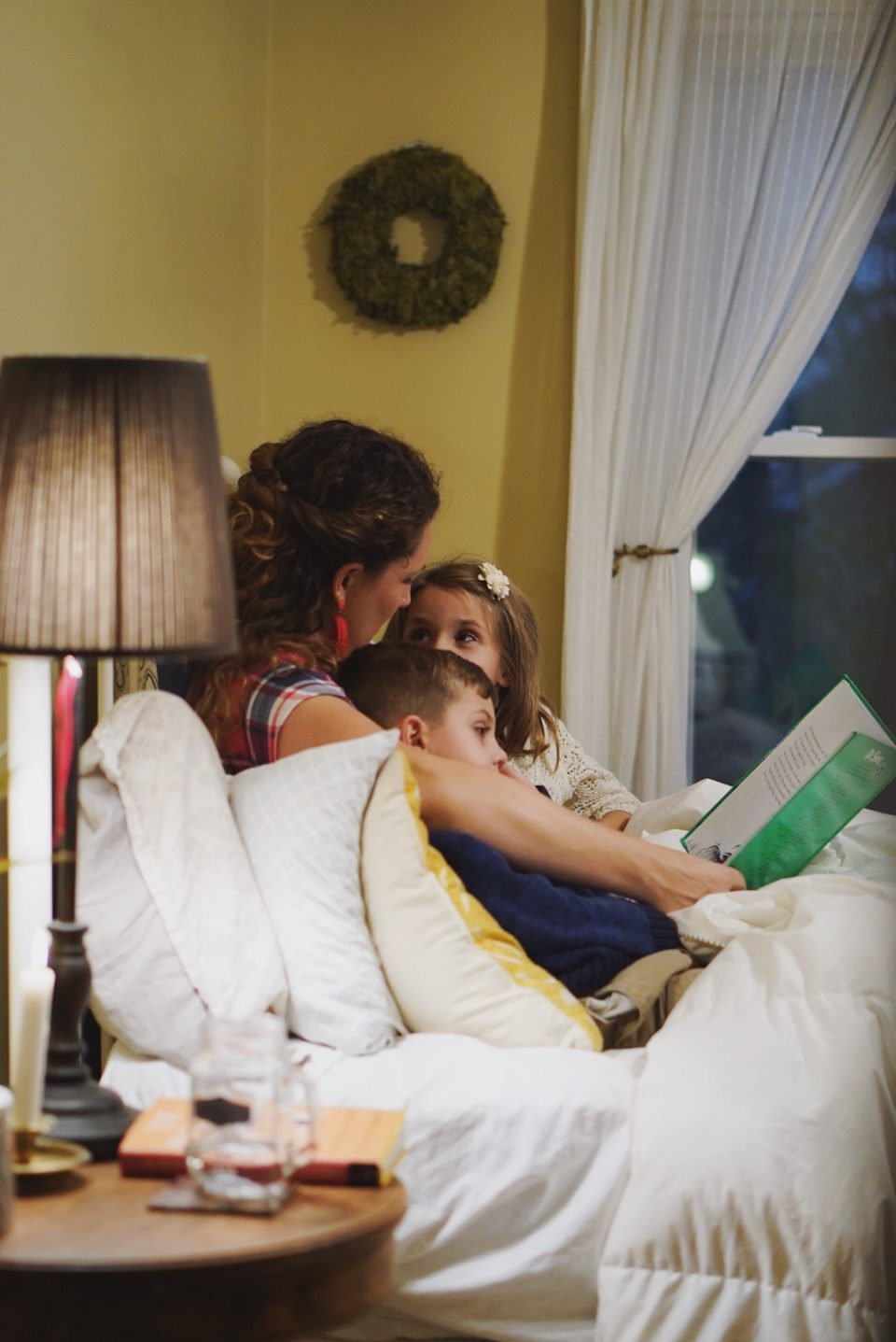 Fun Ways for Spend Family Time from North Carolina book blogger Reading with Frugal Mom