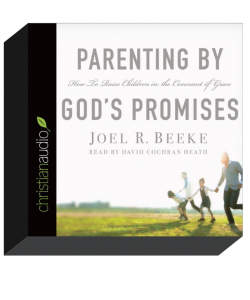 Free AudioBook Parenting by God's Promise from North Carolina Book Blogger Reading with Frugal Mom