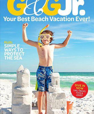 Free Digital Issue of G&G Jr. Magazine