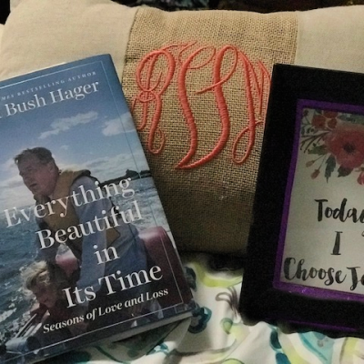 What I am Currently Reading: Everything Beautiful in Its Time