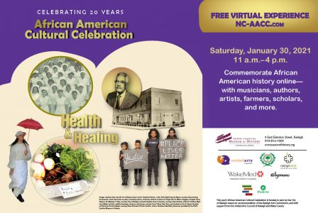 Kick-off Black History Month virtually with the NC Museum of History