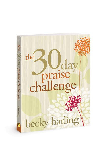 30 Day Praise Challenge from North Carolina Book Blogger Reading with Frugal Mom