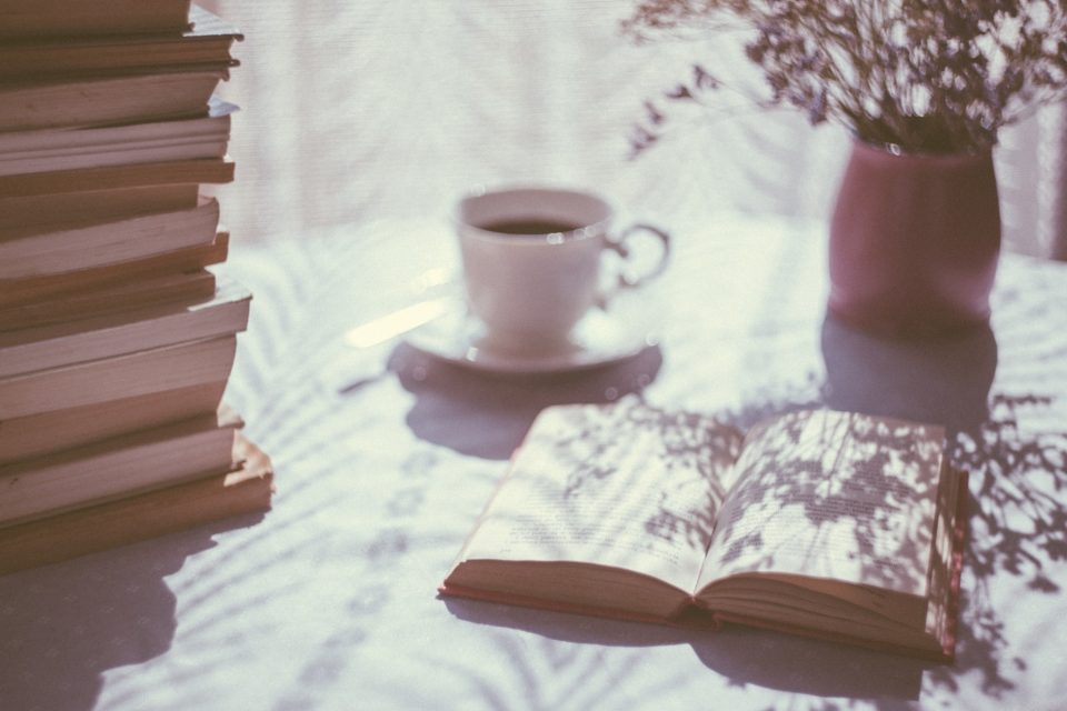 Held in the Past, Pushed to the Future- A Young Woman's Journey from Reading with Frugal Mom