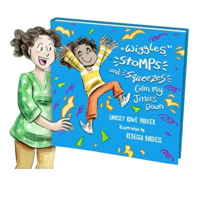 Coinciding with Autism Awareness Month, New Kids Book Helps Us Navigate Differences in Our 8 Senses