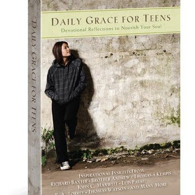 Free ebook Daily Grace for Teens