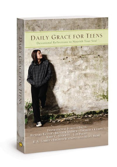 Daily Grace for Teens