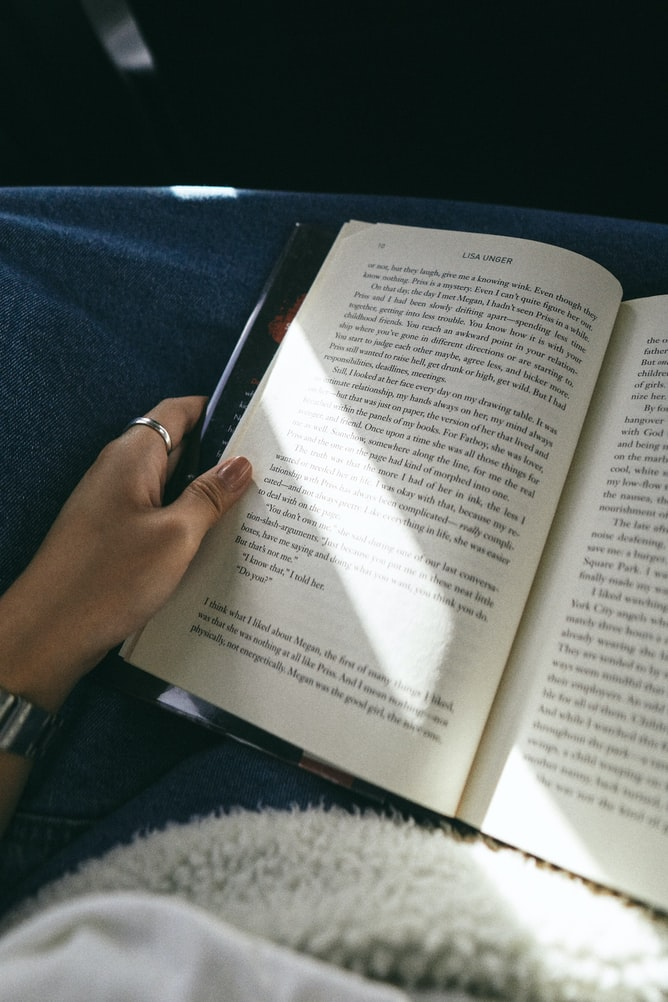Want to Read More? Set Reading Goals
